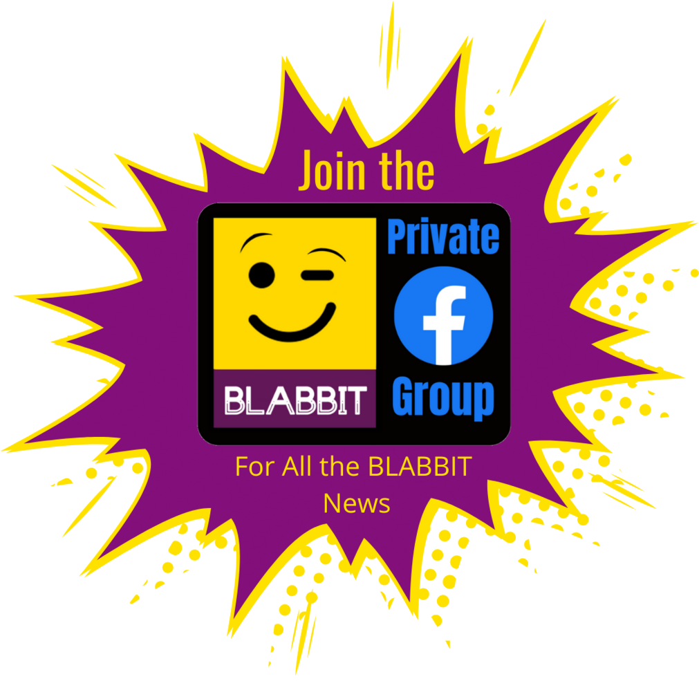 Join the Blabbit Facebook Group